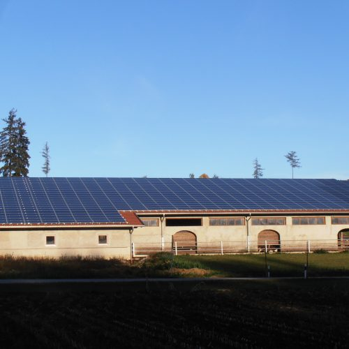 PV-Anlage in Bayern | 350 kWp