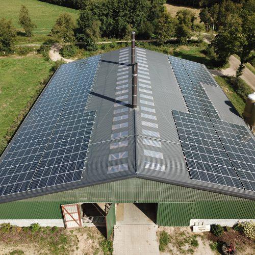 PV-Anlage in Niedersachsen | 150,90 kWp