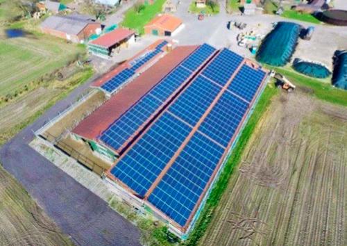 PV-Anlage in Niedersachsen | 275 kWp