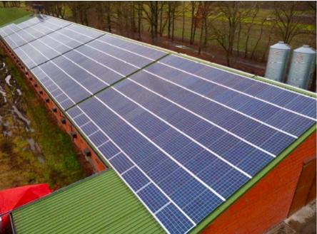 PV-Anlage in Niedersachsen | 318,08 kWp