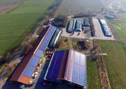 PV-Anlage in Niedersachsen | 411,30 kWp