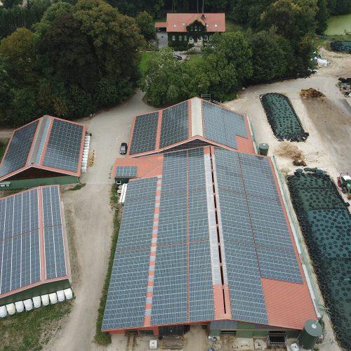 PV-Anlage in Niedersachsen | 460,80 kWp