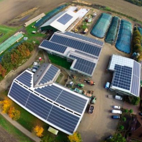 PV-Anlage in Niedersachsen | 637,50 kWp