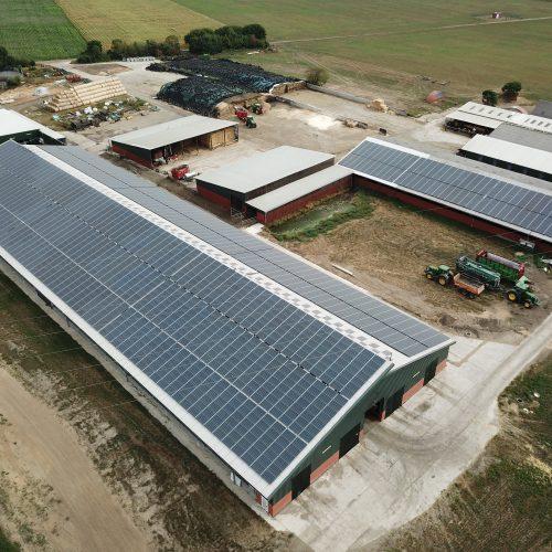 PV-Anlage in Niedersachsen | 747,55 kWp