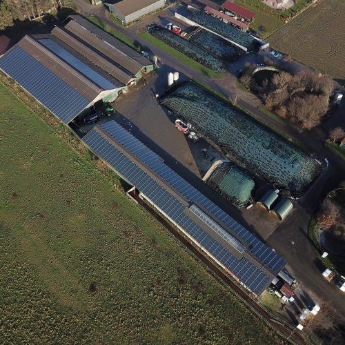 PV-Anlage in Niedersachsen | 748,65 kWp