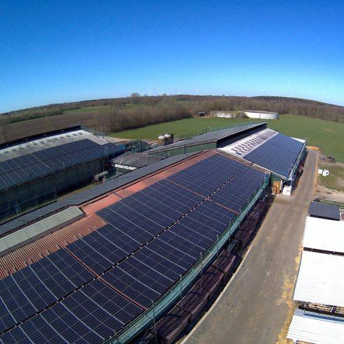PV-Anlage in Niedersachsen | 749,39 kWp