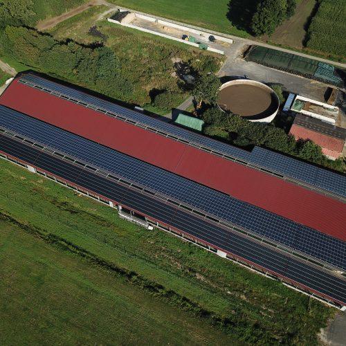 PV-Anlage in Niedersachsen | 749,41 kWp