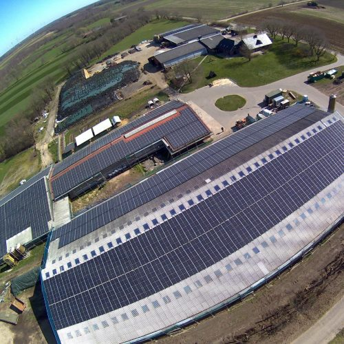 PV-Anlage in Niedersachsen | 749,99 kWp