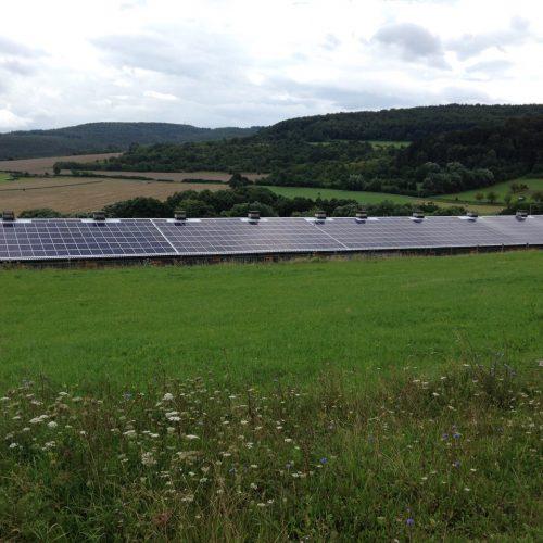 PV-Anlage in Thüringen | 981,90 kWp